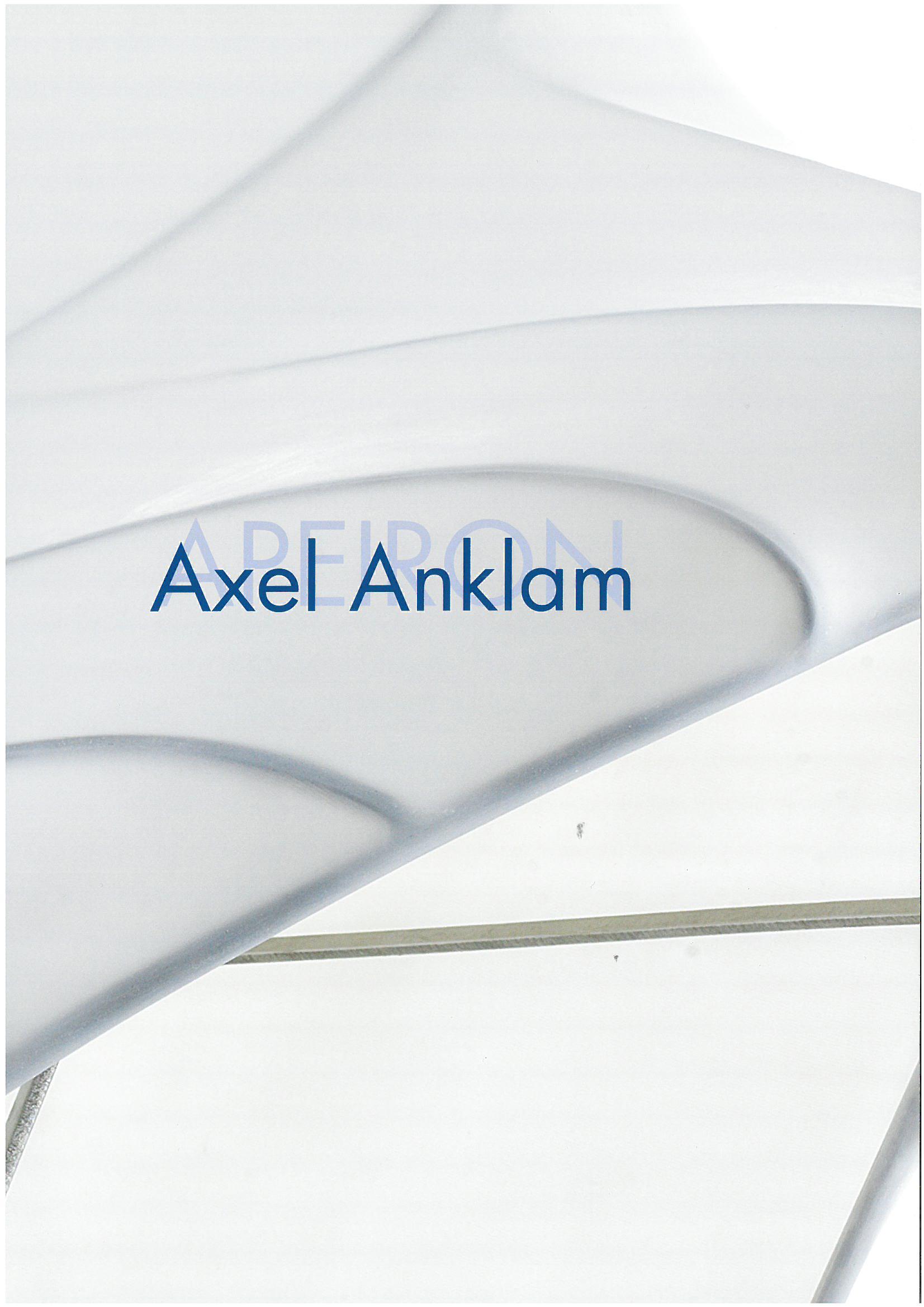 AXEL ANKLAM